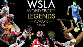 World Sports Legend Aaward