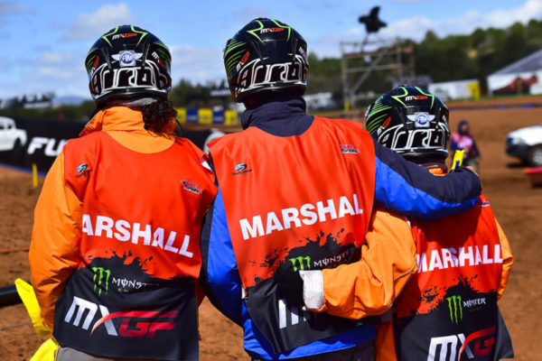 Airoh MXGP Safety
