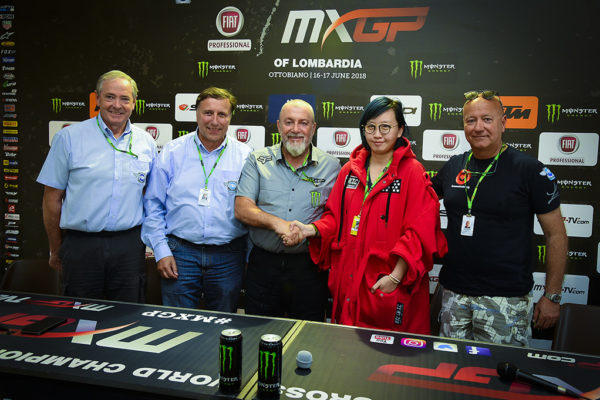MXGP Hong Kong Announcement