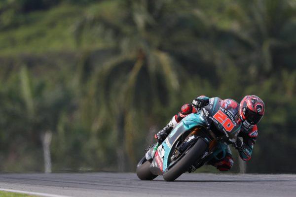 Motogp Petronas Yamaha Srt Continue Making Progress At Sepang Test