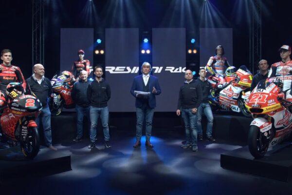 Moto2 Moto3 MotoGP Gresini